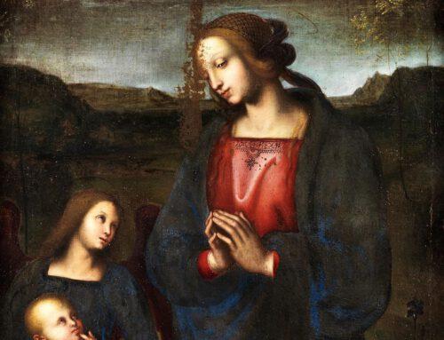 Eine Kopie ist keine Werkstattarbeit – Pietro Perugino